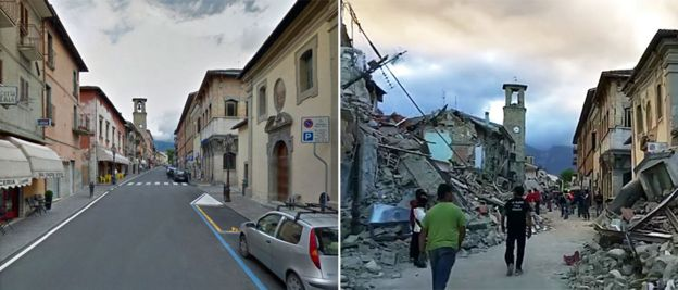 Amatrice Photo archive: help amatrice – donate online with the italian red cross
