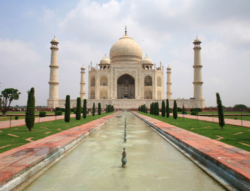 Explore the Golden Triangle of India in 10 Days