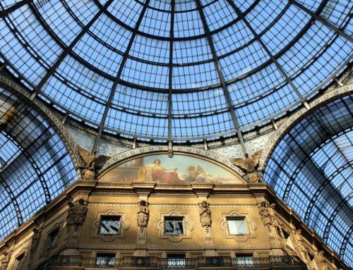 Galleria Vittorio Emanuele – Milano Architecture & Shopping