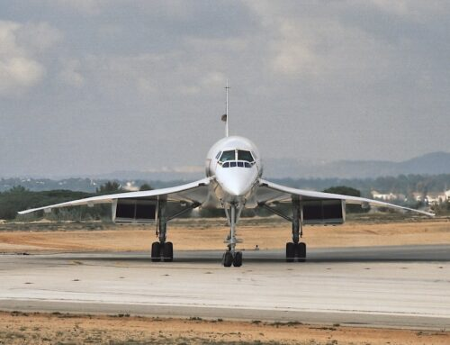 Scientist in Italy Working on Ecologic Supersonic Travel