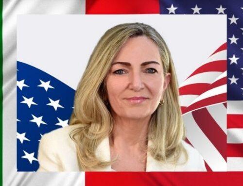 Mariangela Zappia, Italian Ambassador to the United States & AmCham Honorary President